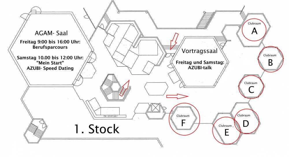 Raumplan Forum 1. Stock_Vorträge_neu
